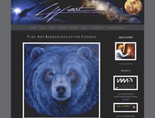 lucyweststudios.com screenshot