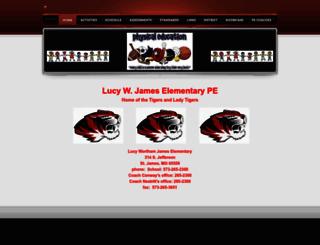 lucywjameselementarype.weebly.com screenshot