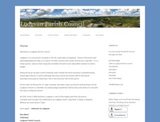 ludgvan.org.uk screenshot
