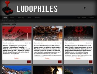 ludophiles.com screenshot
