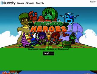 ludosity.com screenshot