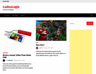 ludoslegio.com screenshot