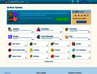 ludoteka.com screenshot