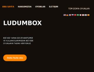 ludumbox.esy.es screenshot