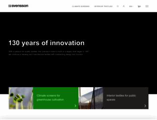 ludvigsvensson.com screenshot