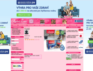 ludvikl.chytrazena.cz screenshot
