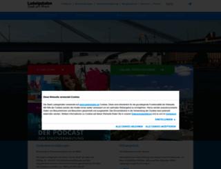 ludwigshafen.de screenshot