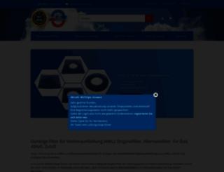 lueftungsshop.die-eitners.de screenshot