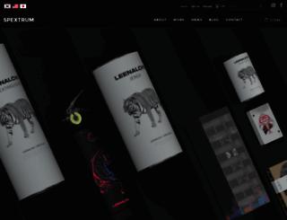 lufdesign.com screenshot