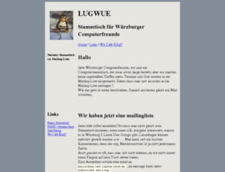 lugwue.de screenshot