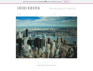 luigirocca.com screenshot