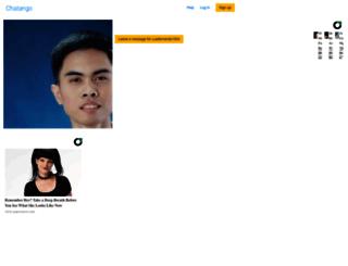 luisfernando1004.chatango.com screenshot