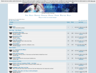 luisfigo7.mastertopforum.net screenshot