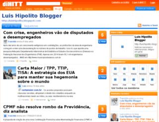 luishipolito.dihitt.com screenshot