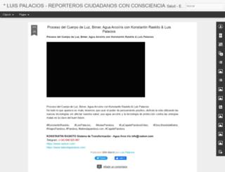 luispalacios-reporterosciudadanos.blogspot.com screenshot