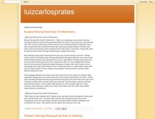 luizcarlosprates.blogspot.com screenshot