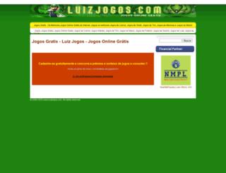 luizjogos.com screenshot