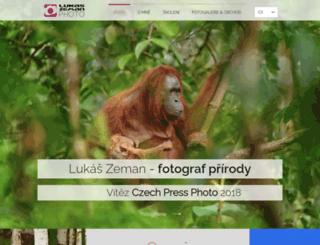 lukas-zeman.cz screenshot