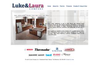 lukeandlauraco.com screenshot