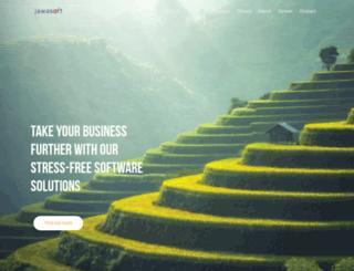 lukman.jawasoft.com screenshot