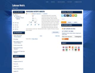 lukman27.blogspot.com screenshot