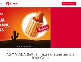lukoil.lv screenshot