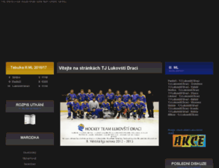 lukovstidraci.com screenshot