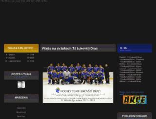 lukovstidraci.com screenshot