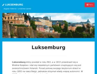 luksemburg.info.pl screenshot