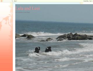 lulaonlaurel.blogspot.com screenshot