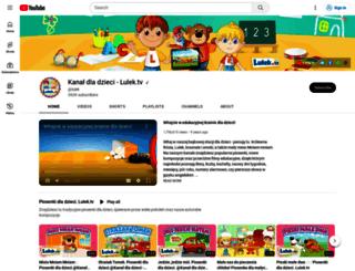 lulek.tv screenshot