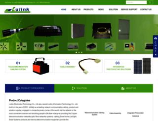 lulink.cn screenshot