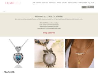 lumalou.com screenshot