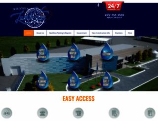 lumbertonmud.com screenshot