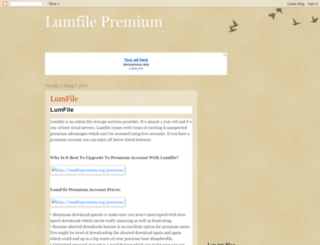 lumfilepremiumacc.blogspot.com screenshot
