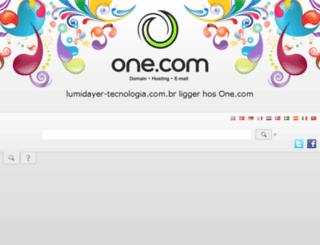 lumidayer-tecnologia.com.br screenshot