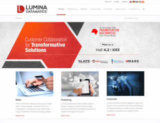 luminad.com screenshot
