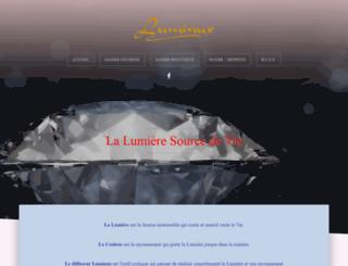 luminux.fr screenshot