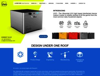 lumium.com screenshot