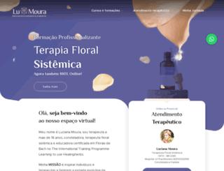 lumoura.com.br screenshot