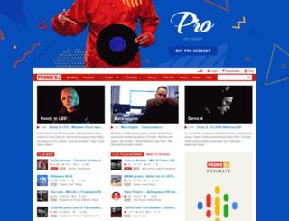luna.promodj.ru screenshot