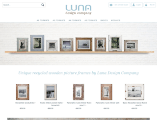 lunadesigns.de screenshot