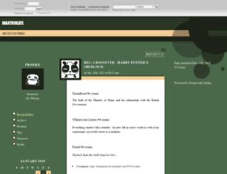 lunamazes.dreamwidth.org screenshot