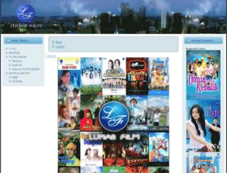 lunarfilm.co.id screenshot