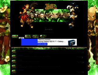 lunaris.forum-pro.fr screenshot