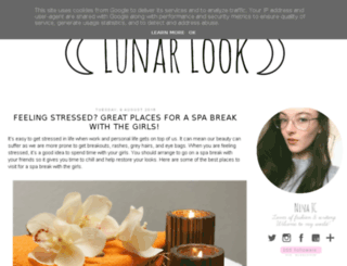 lunarlook.blogspot.co.uk screenshot