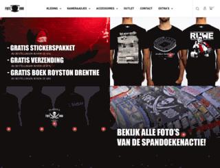 lunaticnews.nl screenshot