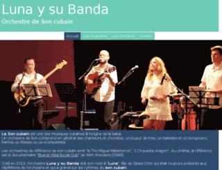 lunaysubanda.com screenshot