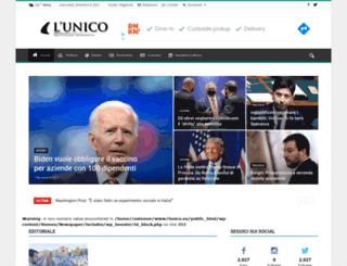 lunico.eu screenshot