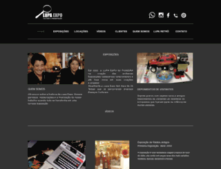 lupaexpo.com.br screenshot